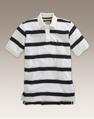 Barnaby Mac Stripe Polo