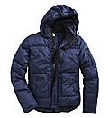 Wrangler Padded Hooded Jacket