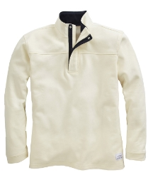 J Collins 1/4 Zip Top