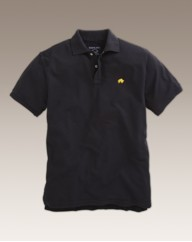 Raging Bull Washed Polo