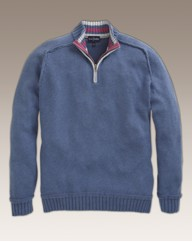 Peter Gribby 1/4 Zip Jumper