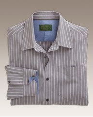 Williams & Brown Stripe Shirt