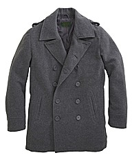 Williams & Brown Reefer Coat