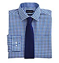 Double Two Gingham Shirt