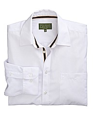 Williams & Brown L/S Oxford Shirt Long