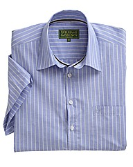 Williams & Brown S/S Oxford Shirt Reg