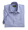 Williams & Brown S/S Oxford Shirt Long