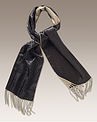 Williams & Brown Reversible Scarf