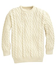 Williams & Brown Wool Sweater
