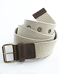 Wrangler Canvas Belt