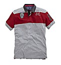 Williams & Brown S/S Rugby Top
