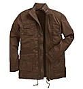 Williams & Brown Wax Coated Jacket