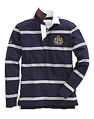 Raging Bull Long Sleeved Rugby Top