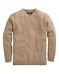 Raging Bull Lambswool Sweater