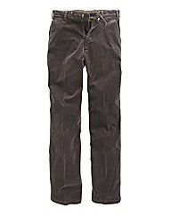 Oakman Menswear Cord Trouser 33in