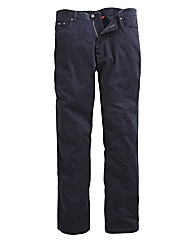Oakman Cotton Trousers 31in