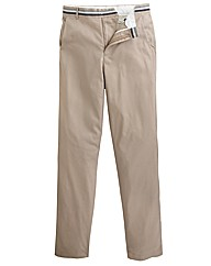 Williams & Brown Linen Trouser 33in