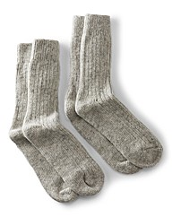 Williams & Brown Pack 2 Wool Socks