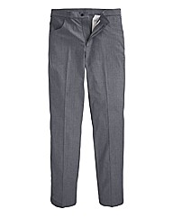 Williams & Brown Jean Style Trouser 33in