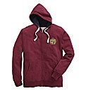 Raging Bull Full Zip Hooded Top