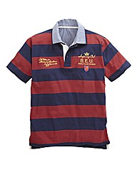 Williams & Brown Short Sleeve Rugby