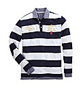 Williams & Brown L/S Rugby Top