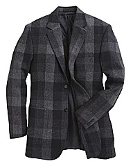 Williams & Brown Check Tweed Jacket
