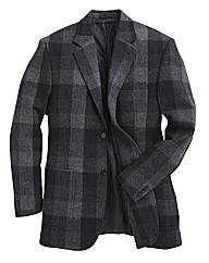 Williams & Brown Check Tweed Jacket