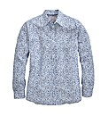 Williams & Brown L/S Floral Shirt