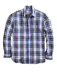 Williams & Brown Brushed Check Shirt