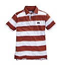 Weird Fish Stripe Polo