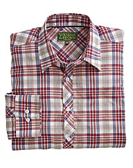 Timeout Long Sleeve Check Shirt Long