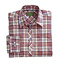 Timeout Long Sleeve Check Shirt Reg