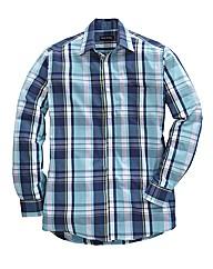Peter Gribby Long Sleeve Check Shirt