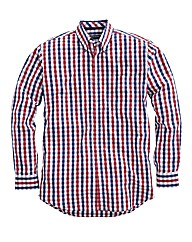 Peter Gribby Long Sleeve Check Shirt