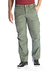 Weird Fish Utility Cargo Trouser 33in