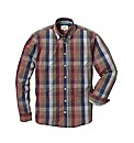 Camel Active Multi Check Shirt