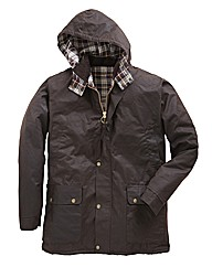 Williams & Brown Hooded Parka Jacket