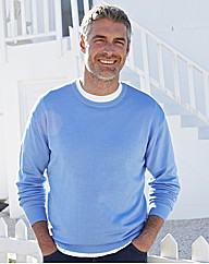 Williams and Brown Crew Neck Jumper