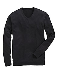 Williams and Brown V Neck Jumper