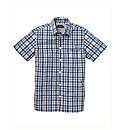 Weirdfish Lamen Checked Shirt