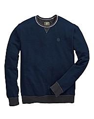 Timberland Slub Crew Sweatshirt