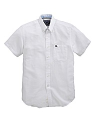 Raging Bull S/S Linen Shirt