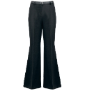Grazia Kick Flare Trousers Length 34in