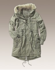 Joe Browns Fur Trim Parka Jacket