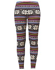 Joe Browns Crazy Alpine Leggings