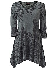 Joe Browns Lace Print Tunic