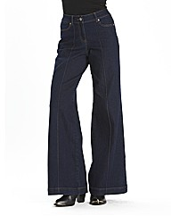 Pixie Wide Leg Jeans - Regular