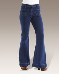 Bridget Kickflare Jeans Length 34in