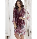 Frock & Frill Bell Sleeve Floral Dress